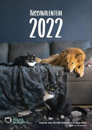 Kissakalenteri 2022